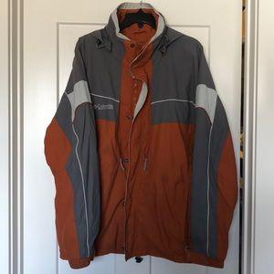 Men's Large Columbia Coat
